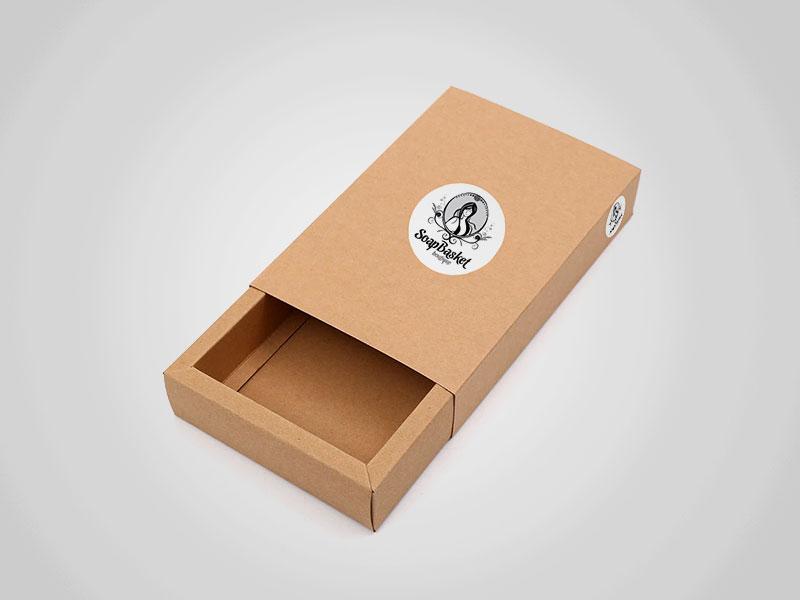 Custom Sleeve Soap Boxes