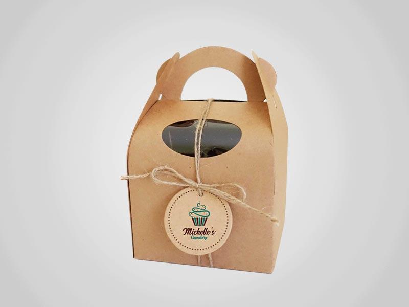 Custom Cardboard Gable Boxes