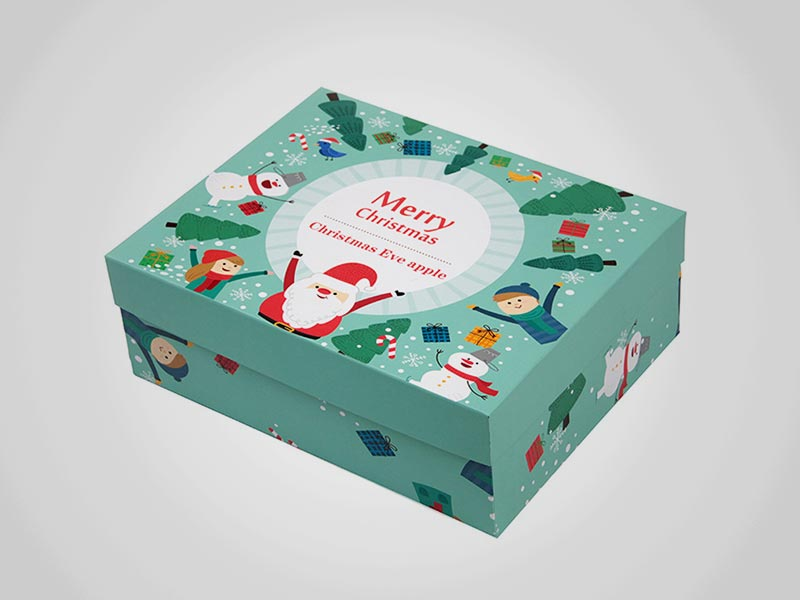 Custom Christmas Boxes