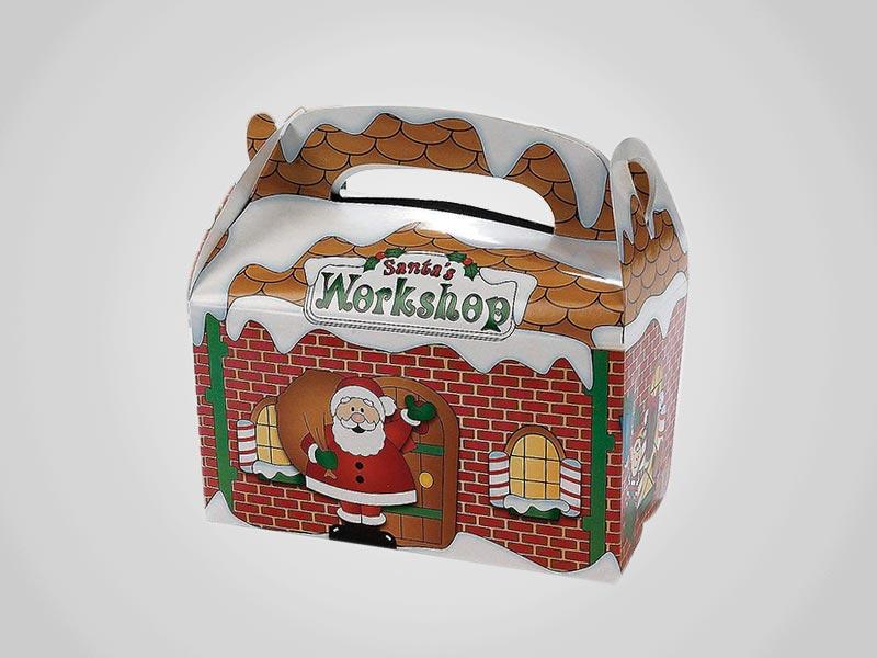 Custom Christmas Gable Boxes