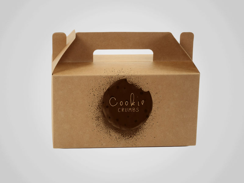 Custom Cookie Gable Boxes