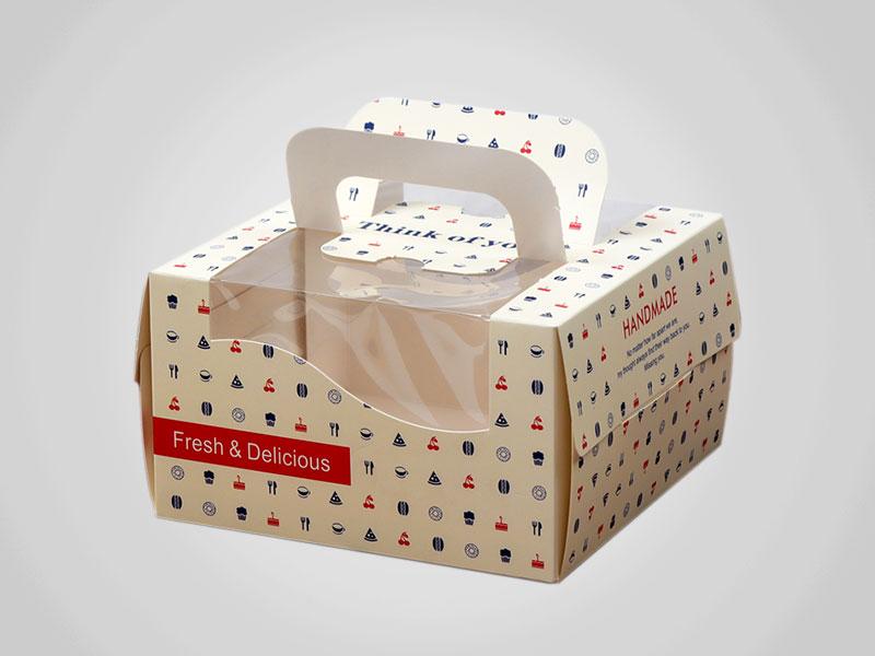 Custom Dessert Boxes