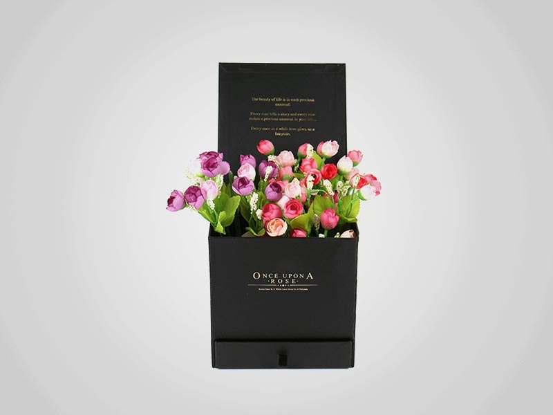 Custom Floral Boxes
