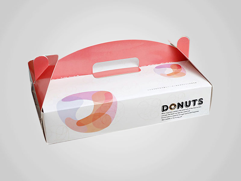 Custom Gable Bakery Boxes