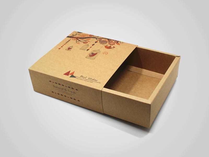Custom Kraft Paper Boxes