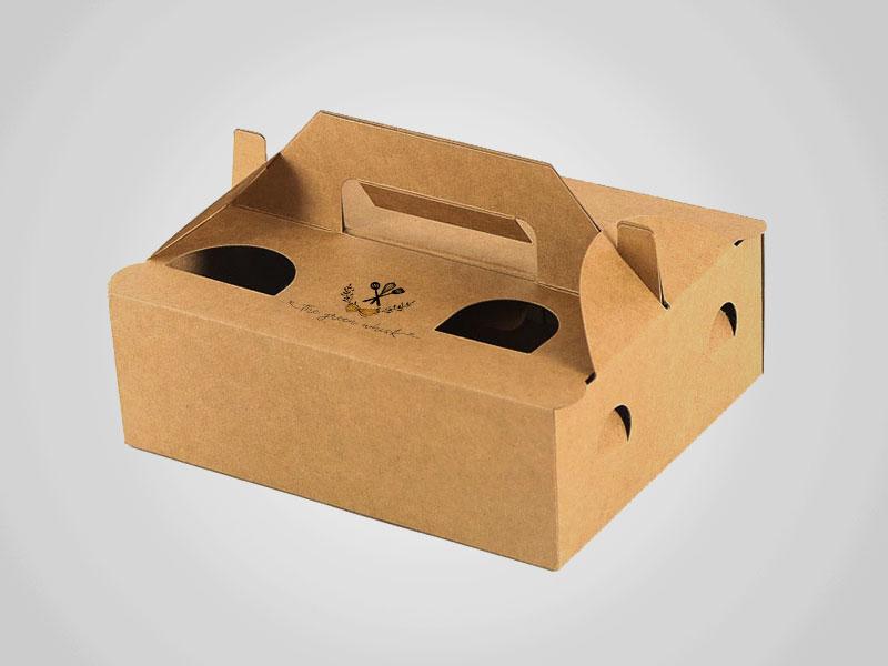 Custom Kraft Takeout Boxes