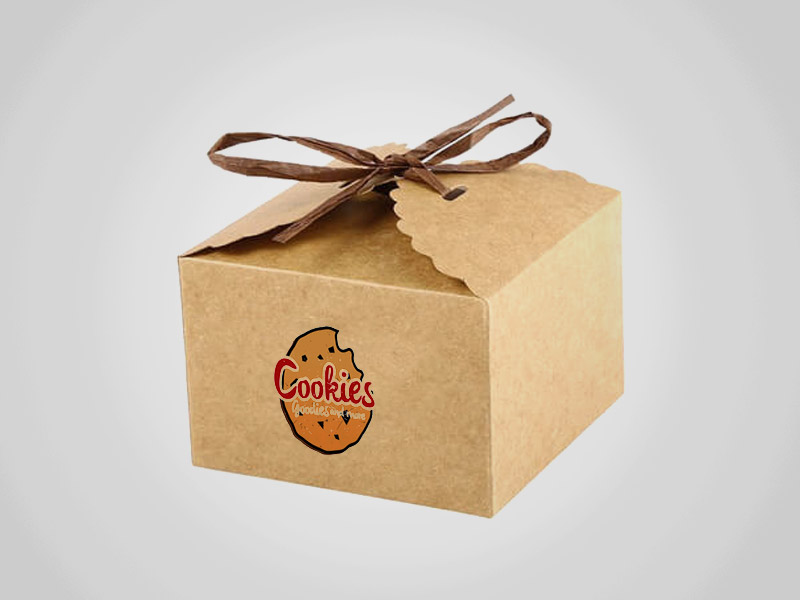 Custom Paper Cookie Boxes