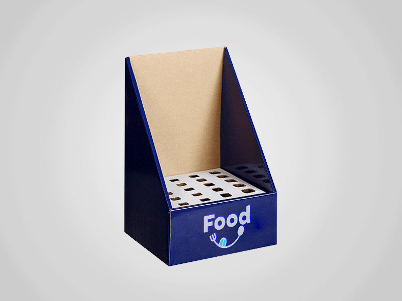 Custom Food Display Boxes