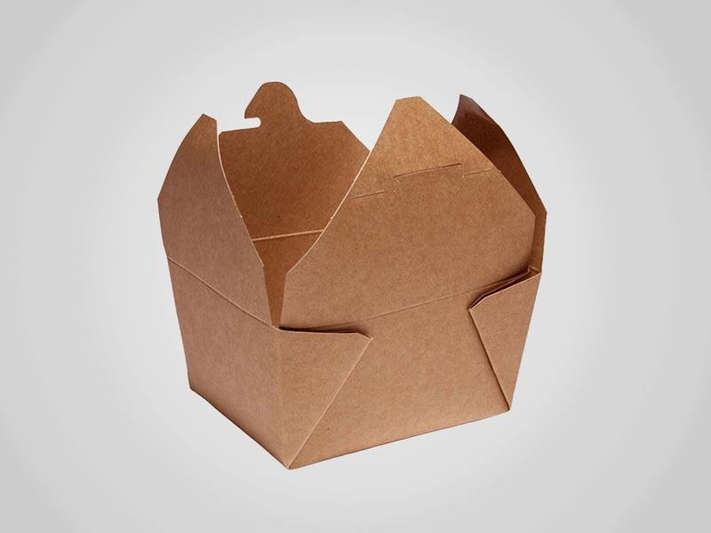 Kraft Bio Food Boxes