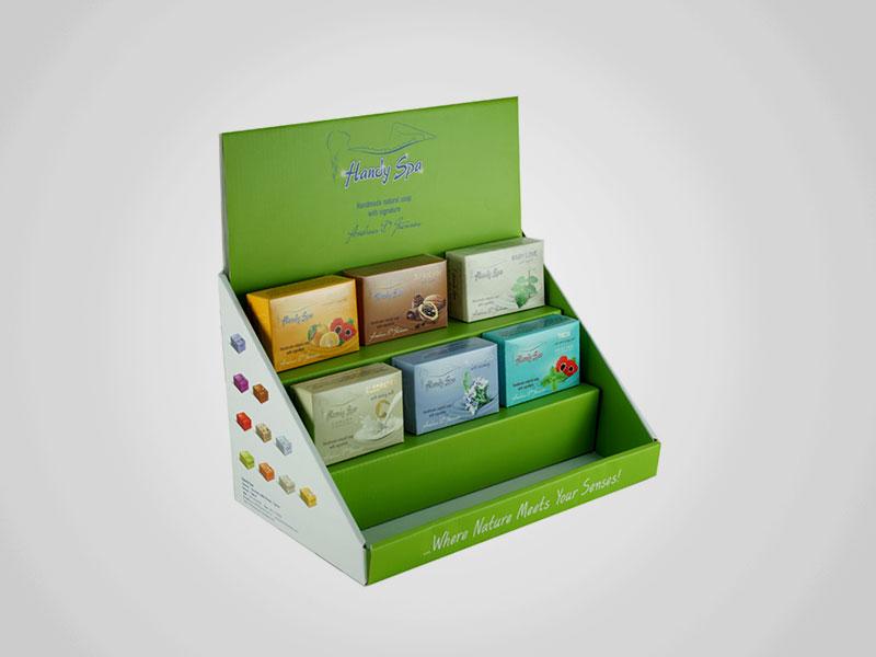 Custom Soap Display Boxes