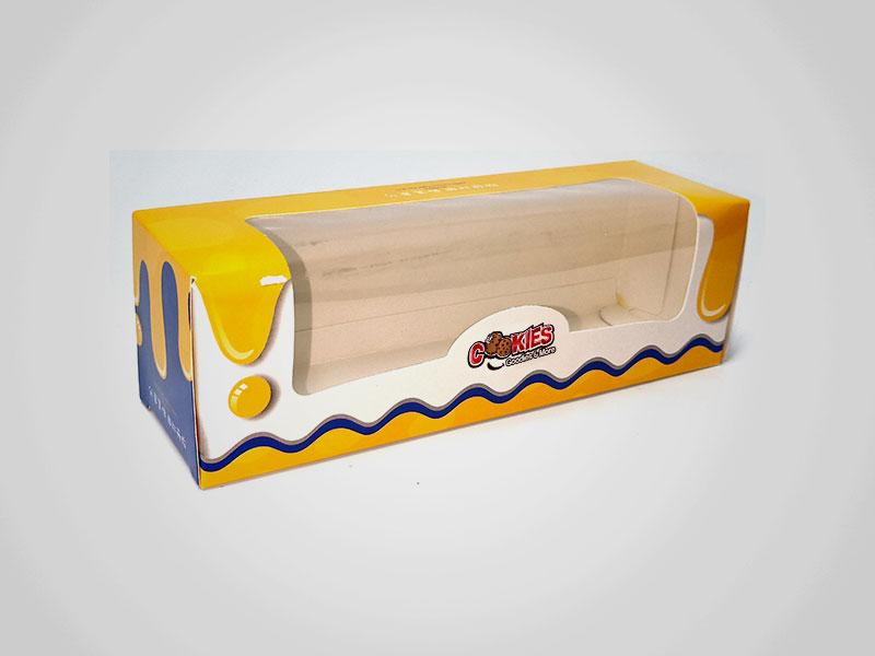 Custom Window Cookie Boxes