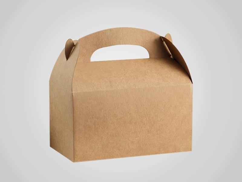 Custom Gable Shipping Boxes